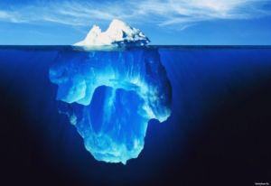 iceberg-floating-in-the-ocean-255162
