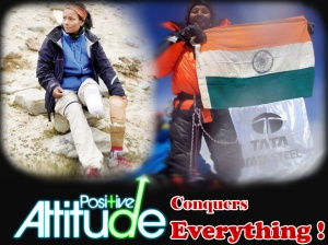 Arunima sinha thought